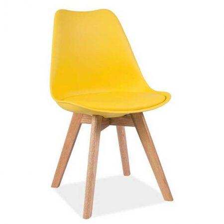 Scaun Korso Sen Yellow