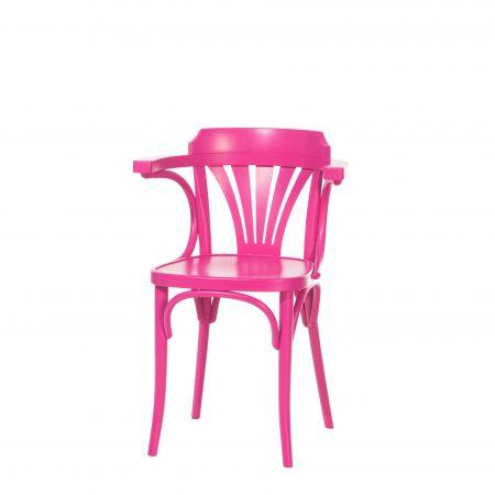 Scaun din lemn de fag 24 Pink