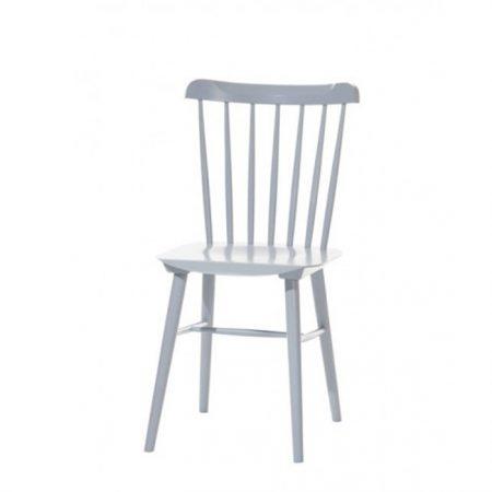 Scaun din lemn de fag Ironica White