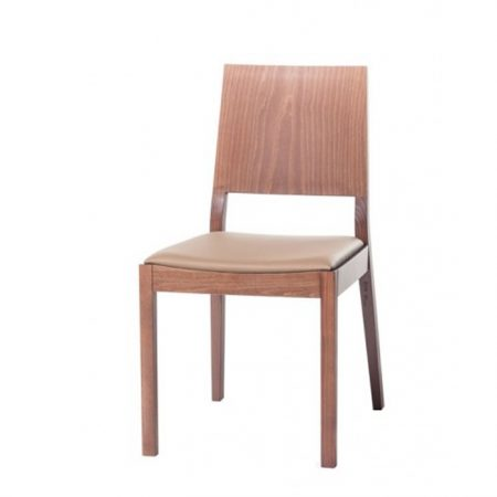Scaun din lemn de stejar